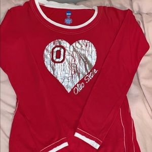 NCAA Official Ohio State Football Shirt size Large